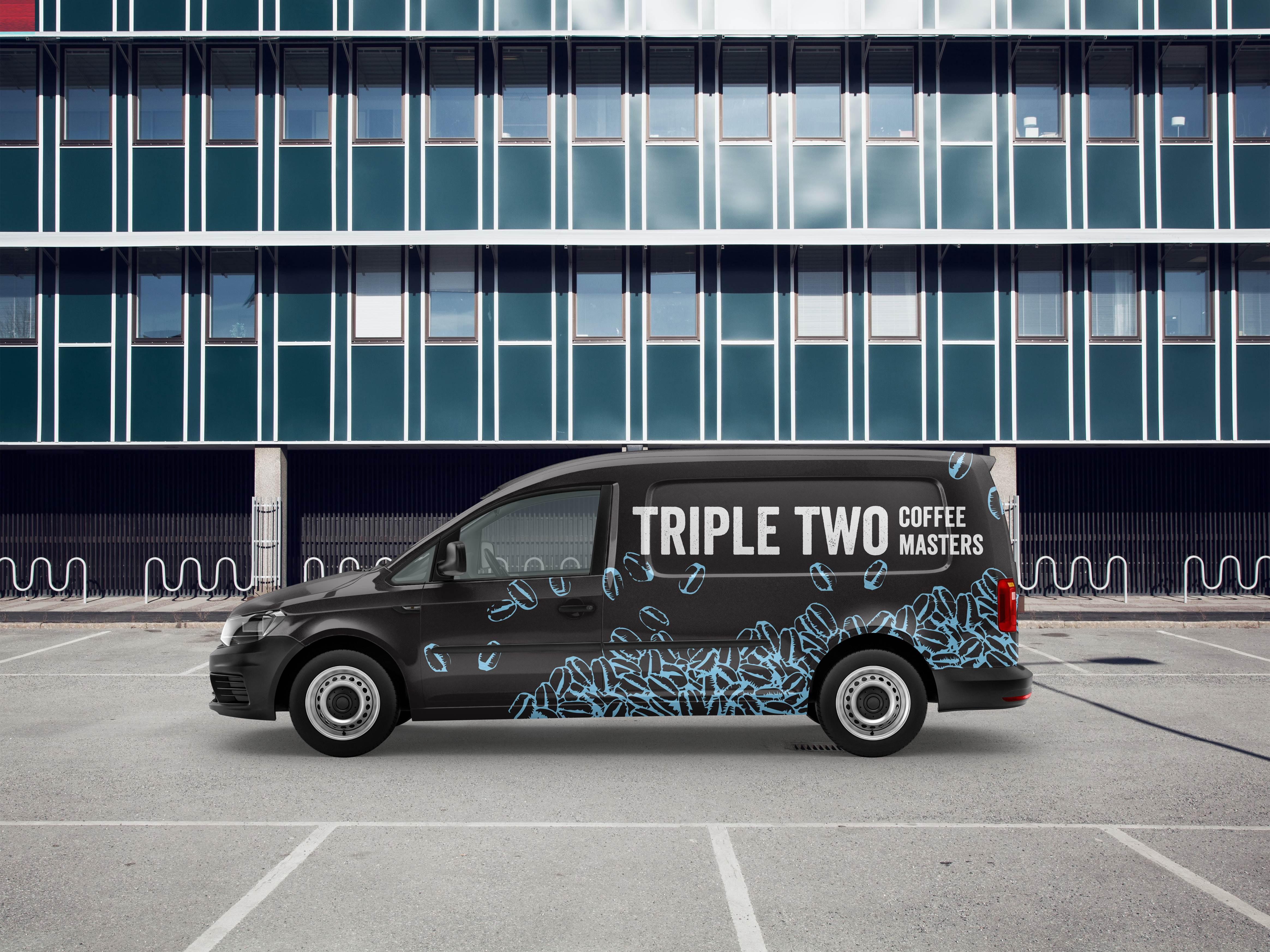 Triple Two Mercedes Citan Van